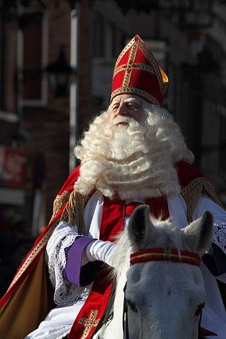 Santa Claus Sinterklaas